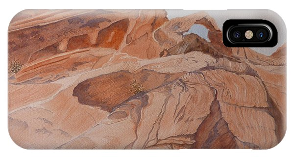 Sandstone Rainbow IPhone Case