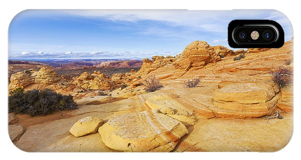 Sandstone iPhone Case - Sandstone Wonders by Chad Dutson