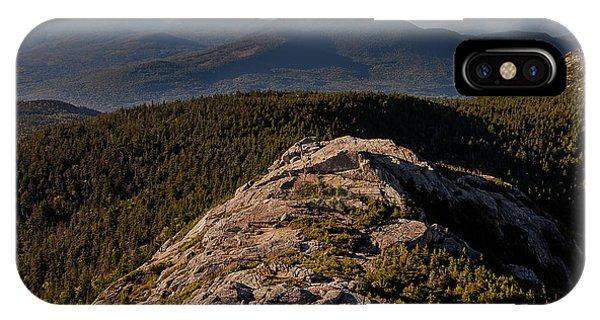 Sandwich Range From Mount Chocorua IPhone Case