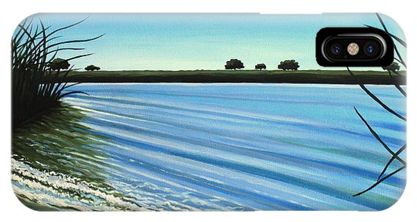Sandy Beach IPhone Case
