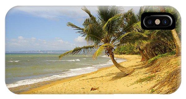 Sandy Beach II IPhone Case