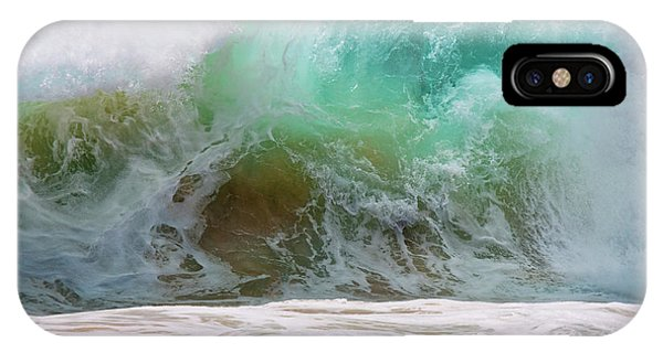 Sandy Beach Surf IPhone Case
