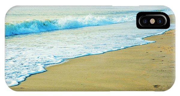 Sandy Hook Beach, New Jersey, Usa IPhone Case