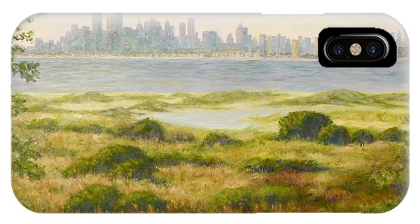 Sandy Hook View IPhone Case