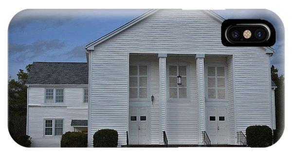 Sandy Level Baptist Church IPhone Case