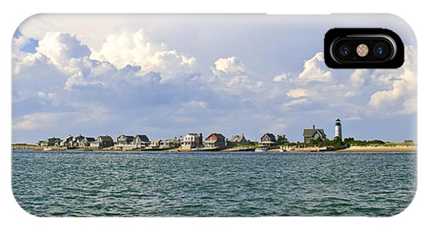 Sandy Neck Cottage Colony IPhone Case