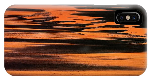 Sandy Reflection IPhone Case