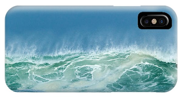 Sandy Wave IPhone Case