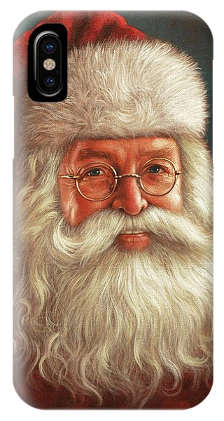 Santa 2017 IPhone Case