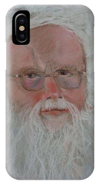 Santa IPhone Case