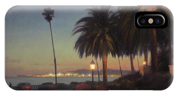 iPhone Case - Santa Barbara Twilight by Ezra Suko