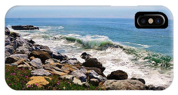 Santa Cruz Surf IPhone Case