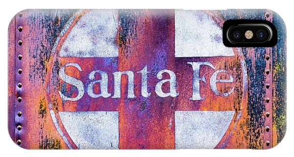 Santa Fe Rr IPhone Case