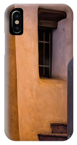 Santa Fe Steps IPhone Case