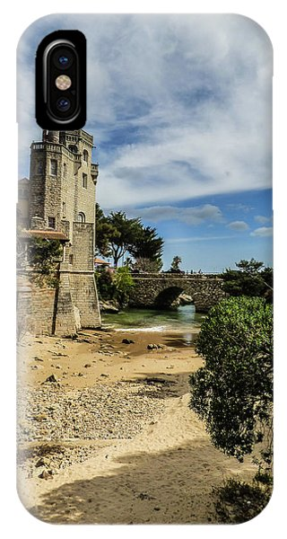Santa Marta Beach In Cascais, Portugal IPhone Case