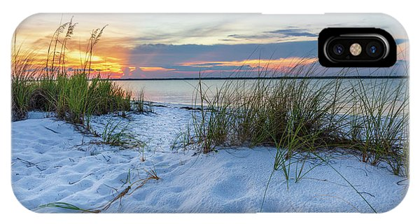 Santa Rosa Sound Sunset IPhone Case