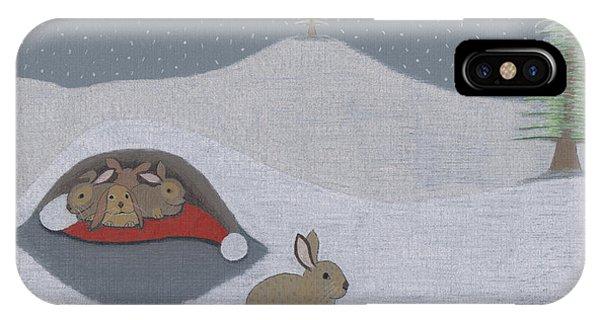 Santa's Ultimate Gift IPhone Case