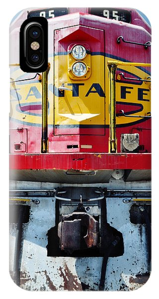 Sante Fe Railway IPhone Case