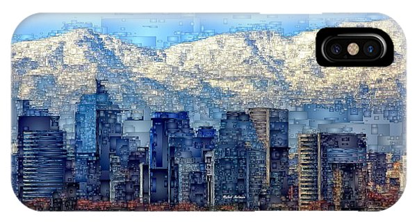 Santiago De Chile, Chile IPhone Case
