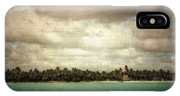 Saona Island , Santo Domingo IPhone Case