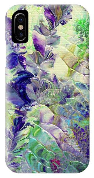 Sapphire Violet IPhone Case