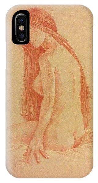 Sarah #2 IPhone Case