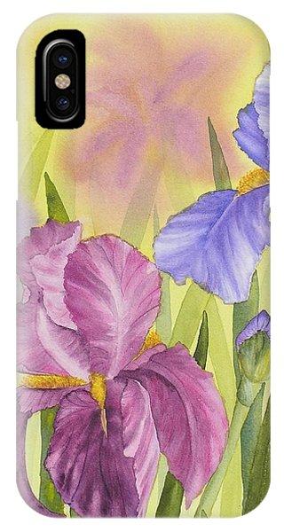 Sara's Garden IPhone Case