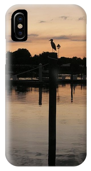 Sarasota Sunset1 IPhone Case
