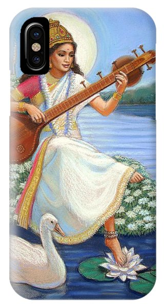 Sarasvati IPhone Case