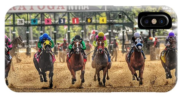 Saratoga IPhone Case