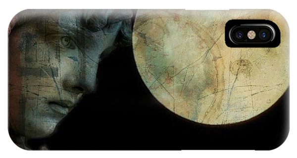 Peace iPhone Case - Satellite Of Love  by Paul Lovering