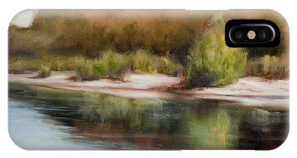 Satilla River Reflections IPhone Case