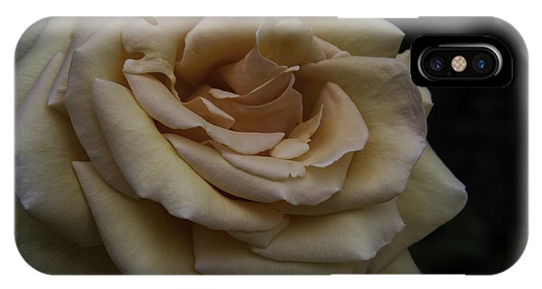 Satiny Rose IPhone Case