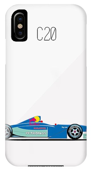 Sauber Petronas C20 F1 Poster IPhone Case