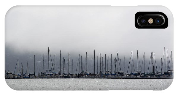 Sausalito Waterfront IPhone Case