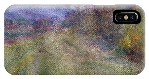 Sauvie Green IPhone Case