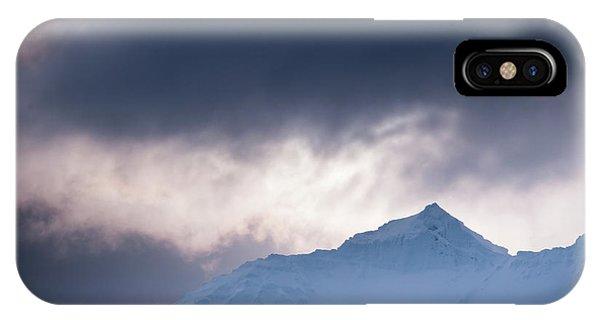 Savage Mountain IPhone Case