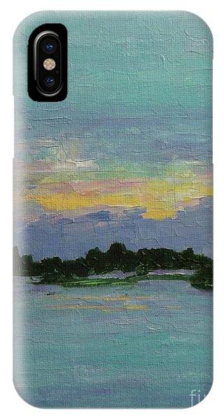 Savannah Sunrise IPhone Case