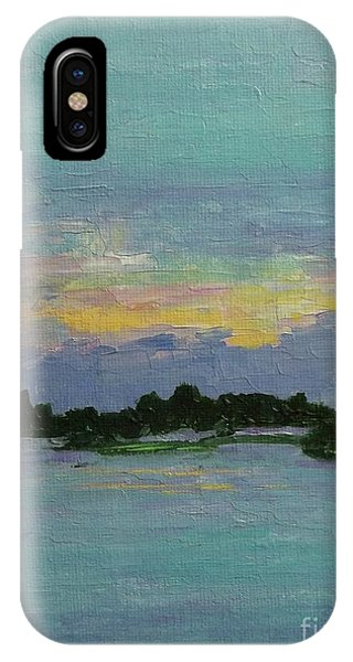 Savannah Sunrise IPhone Case