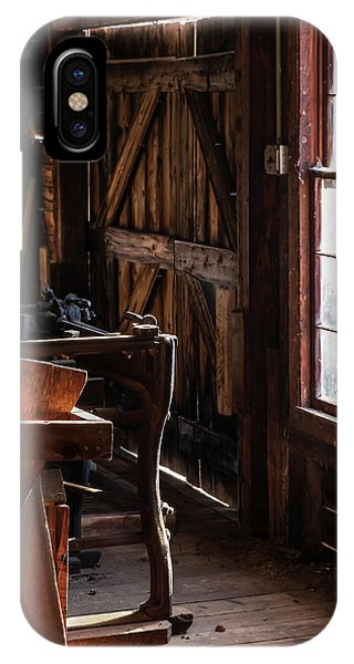 Batsto Saw Mill IPhone Case