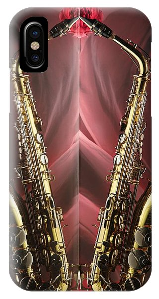 Sax Appeal IPhone Case
