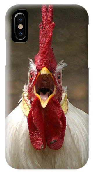 Say Ahh IPhone Case