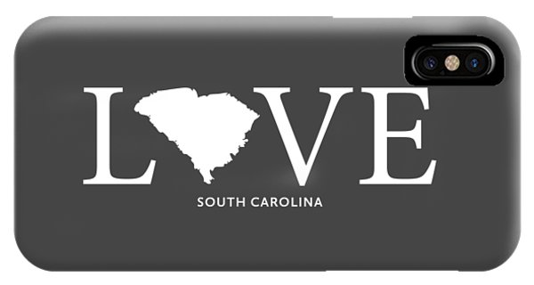 Sc Love IPhone Case