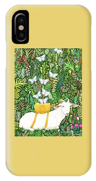 Scapegoat Healing IPhone Case