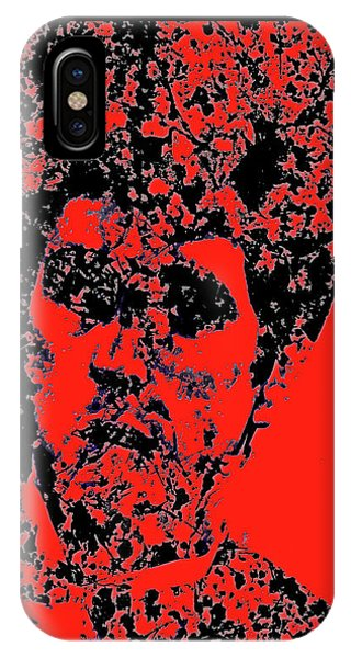 Scarface 2d IPhone Case