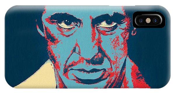 Scarface Pop Art IPhone Case