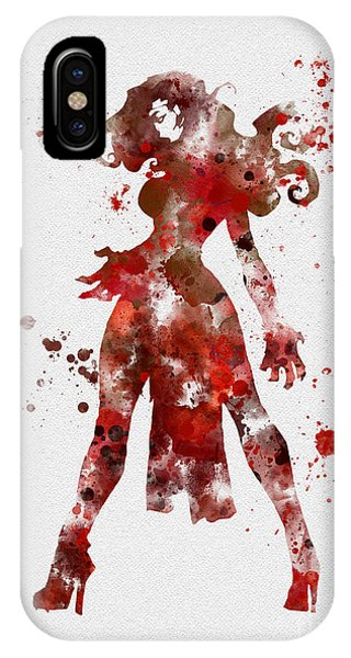 Scarlet iPhone Case - Scarlet Witch by My Inspiration