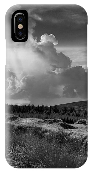 Scattering Clouds Over The Cronk IPhone Case