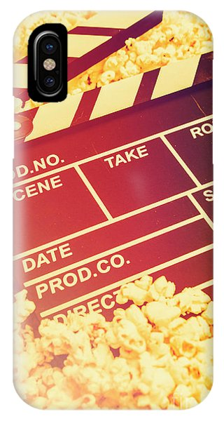 Roll iPhone Case - Scene From An American Movie by Jorgo Photography - Wall Art Gallery