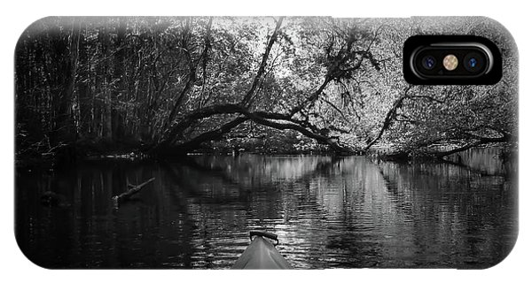 Scenes From A Kayak, No. 8 IPhone Case